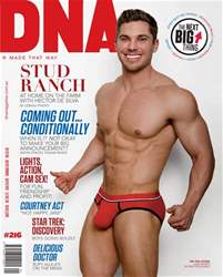 DNA #216 | The Next Big Things issue DNA #216 | The Next Big Things