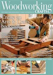Woodworking Crafts Magazine issue January 2018