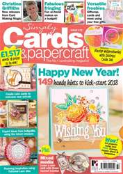 Simply Cards & Papercraft issue Issue 172