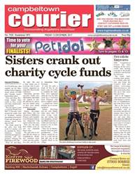 Campbeltown Courier issue 15th December 2017