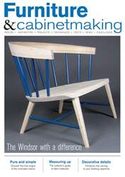 Furniture & Cabinetmaking issue January 2018
