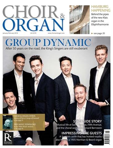 Choir & Organ issue Jan - Feb 2017/18