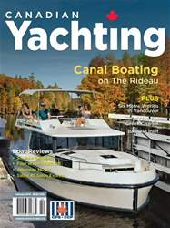 Canadian Yachting issue February 2018