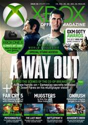 Official Xbox Magazine (UK Edition) issue January 2018