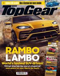 Top Gear issue January 2018