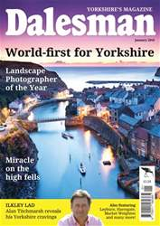 Dalesman Magazine issue Jan 2018