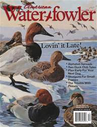American Waterfowler Magazine Cover
