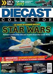 Diecast Collector issue February 2018