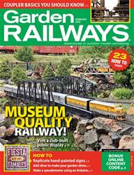 Garden Railways issue February 2018