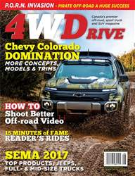 Four Wheel Drive issue Vol 19 Issue 8