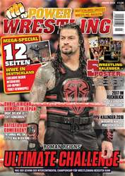 Power-Wrestling issue Januar 2018