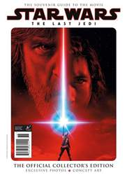 Star Wars: The Last Jedi Collector's Edition issue Star Wars: The Last Jedi Collector's Edition