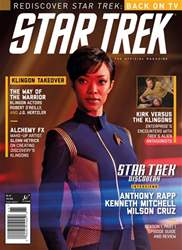 Star Trek Magazine issue #65