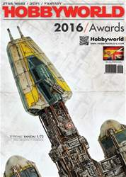 HOBBYWORLD AWARDS STAR WAR / SCIFI 7 FANTASY issue HOBBYWORLD AWARDS STAR WAR / SCIFI 7 FANTASY