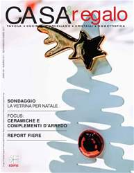 Casa & Regalo issue Casa&regalo novembe/dicembre