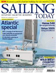 Sailing Today issue February 2018