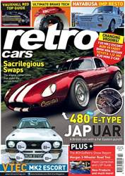 Retro Cars issue February 2018