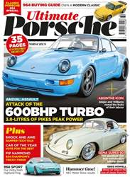 Ultimate Porsche issue Winter 2018