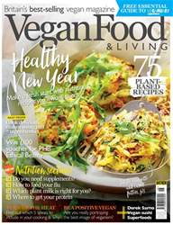 Vegan Food & Living issue Jan