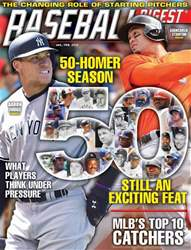 Baseball Digest issue Jan/Feb 2018