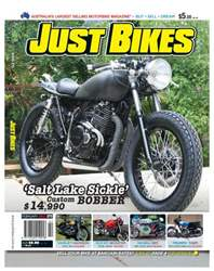 JUST BIKES Issue 272 Feb 2012 issue JUST BIKES Issue 272 Feb 2012