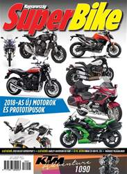 Superbike Hungary issue jan. 18