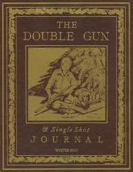 Double Gun Journal issue Winter 2017