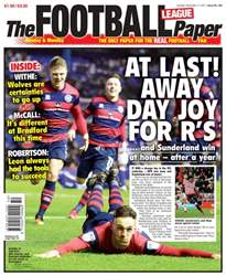 The Football League Paper issue 17th December 2017