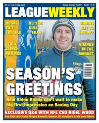 League Weekly issue 805