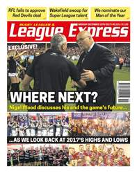League Express issue 3101