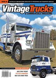 Vintage Trucks & Commercials issue Jan/Feb 2018