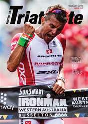 Australian Triathlete issue Feb/March 2018