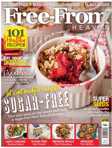 Free-From Heaven issue Free-From Heaven January