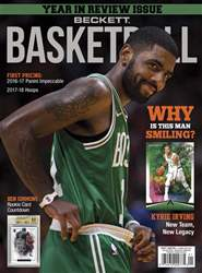 Beckett Basketball issue January 2018