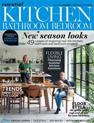 Essential Kitchen Bathroom Bedroom issue February 2018