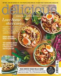 Delicious Magazine issue Jan-18