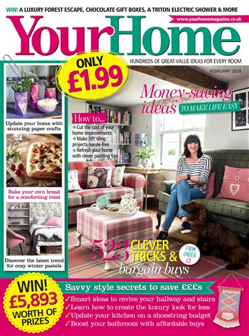 Your Home Magazine issue February 2018