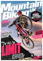 Mountain Biking UK issue January 2018
