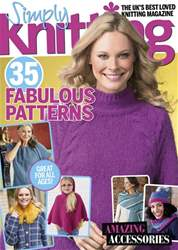 Simply Knitting issue Issue 168
