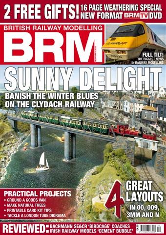 British Railway Modelling issue February 2018