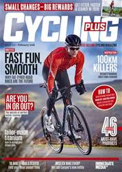 Cycling Plus issue February 2018