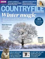 Countryfile Magazine issue January 2018