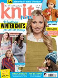 Knit Now issue Issue 83