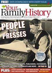 Your Family History issue December 2017