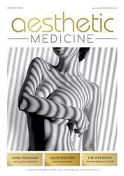 Aesthetic Medicine issue January 2018