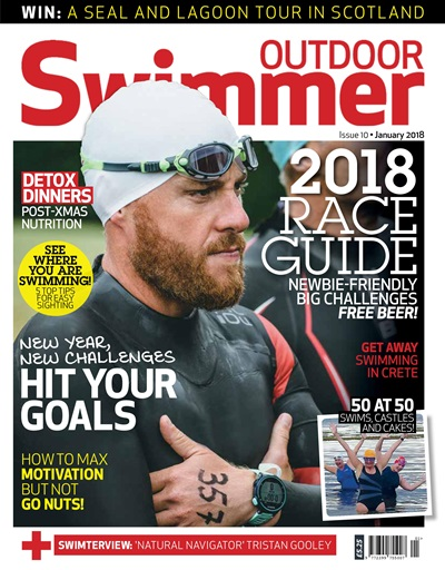 Outdoor Swimmer Preview