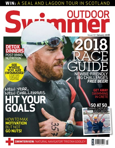 Outdoor Swimmer issue January 2018