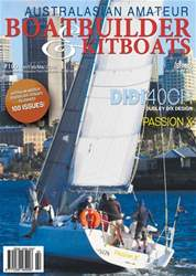 Australian Amateur Boat Builder issue AABB 100