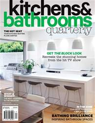 Kitchens & Bathrooms Quarterly issue Issue#24.4 Dec 2017
