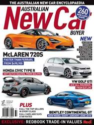 Australian New Car Buyer issue Dec Issue#50 2017